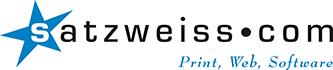 Satzweiss.com Print, Web, Software GmbH