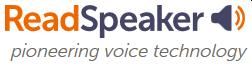 Logo von ReadSpeaker