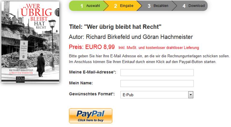 Shop Verlag Sofortkauf